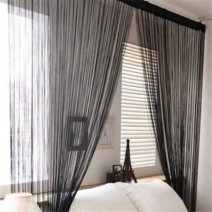 Best String Curtain Decoration For Your 5 Marla House