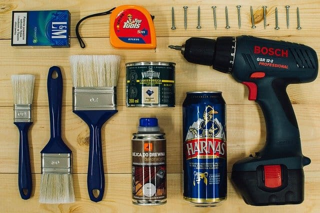 A bunch of tools